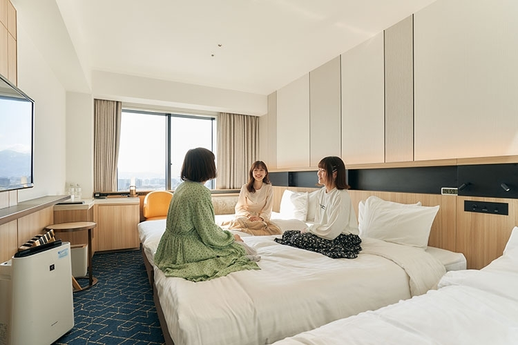 旅行でも仕事でも。札幌での宿泊を特別にする「京王プレリアホテル札幌」へ