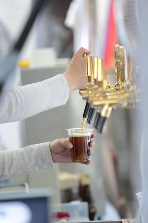 300種類以上のビールがラインナップ