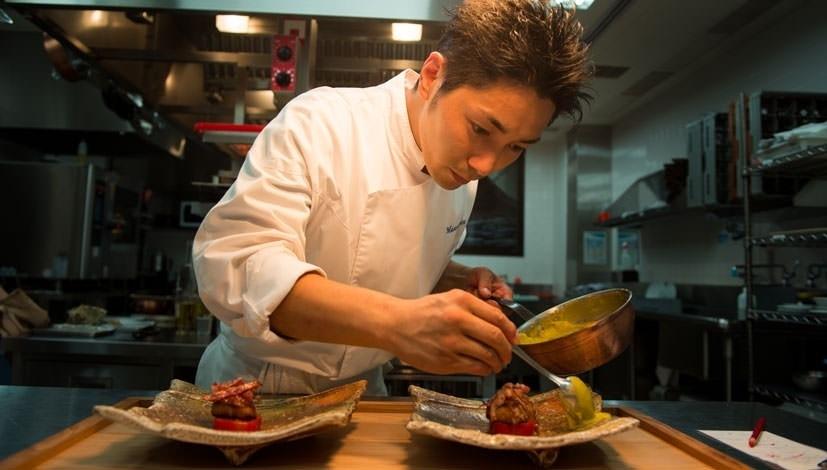 滞在するレストラン「THE HIRAMATSU HOTELS & RESORTS 賢島」その2