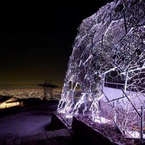 夜景とともに楽しむ『六甲山光のアート』冬ver.が 12月5日(土)から開催その0