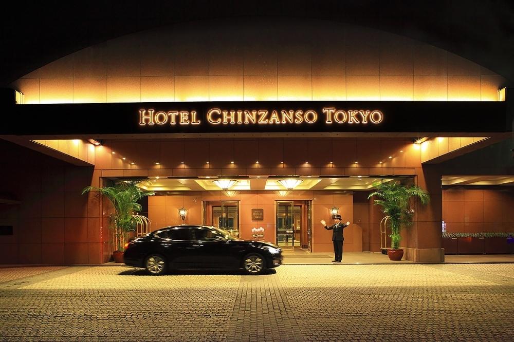 3、タクシーで楽々! 緑に囲まれて過ごす「都会のオアシスでおこもりステイ」(ホテル椿山荘東京)