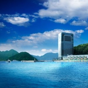 すべてに癒されるアーバンリゾート。瀬戸内海の美景が望めるホテル