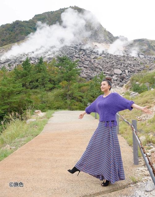 藤原紀香さんが大分県・由布院で大自然のパワーをチャージ! 大人の女性のための温泉旅へその4