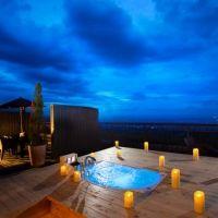 天空に近いホテルって?鳥取で全室展望露天風呂付きの贅沢ステイを