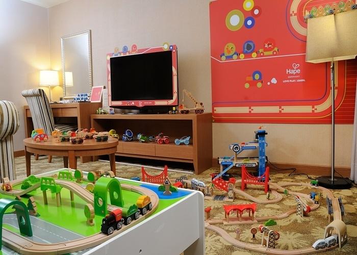 【台湾情報】大人も目を見張る玩具の数々。高雄を代表するレジャーエリアのホテルに驚嘆!その4