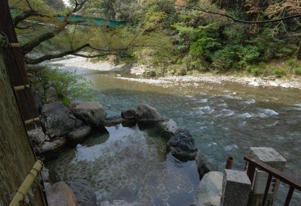 和歌山旅行で体験したい4つのこと④龍神温泉に浸かる
