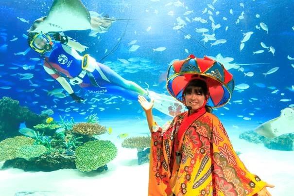サンシャイン水族館で沖縄気分!食べて・飲んで・観て楽しめるイベント登場その4