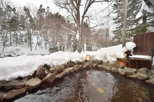 寒くなったら温泉でゆっくり温まろう