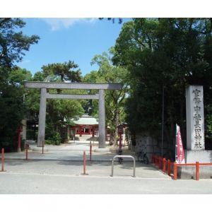 """""""福の神""""のご利益を!兵庫県の由緒ある「長田神社」へ初詣にいこう"""