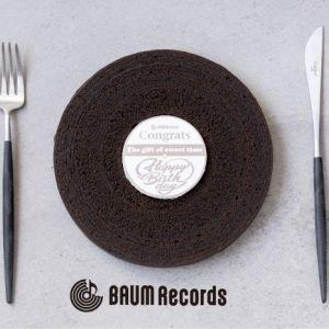 見て、聴いて、食べられる!?誰もが驚く「バウムレコード」が発売開始その0