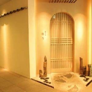 デザイナーのセンスが光る「割烹 粋月」の洗練された空間で本格会席料理を堪能