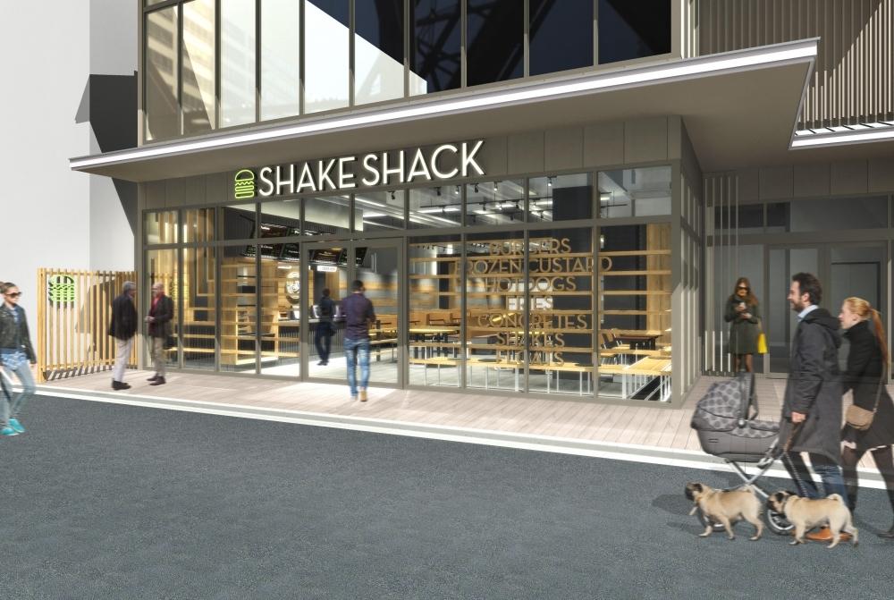 「Shake Shack」が京都初進出!