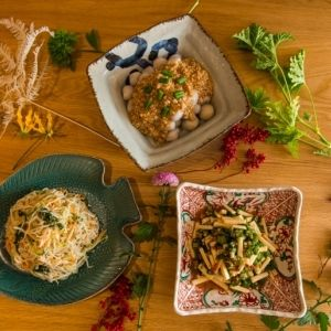 オシャレな居酒屋食堂!「TAOLU'S池尻食堂」で味わうミックス料理