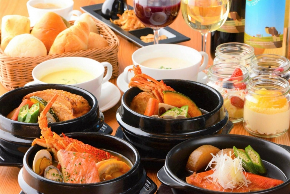 食事&ワンちゃんDELIはメニュー豊富でどれも美味
