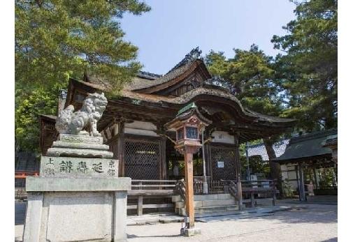 「白鬚神社」の見どころ③歴史