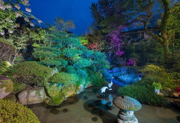 「鶴霊泉」の魅力とは④日本の粋が感じられる