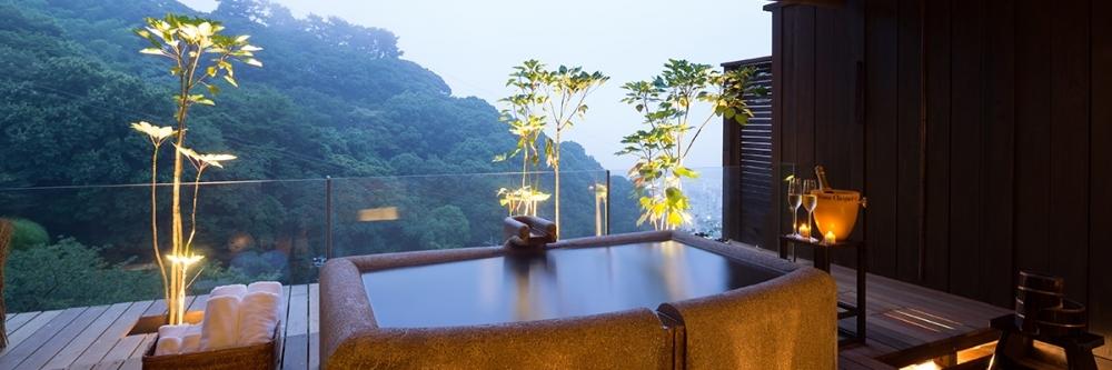 「熱海温泉」にあるおすすめの旅館② WA亭 風こみち