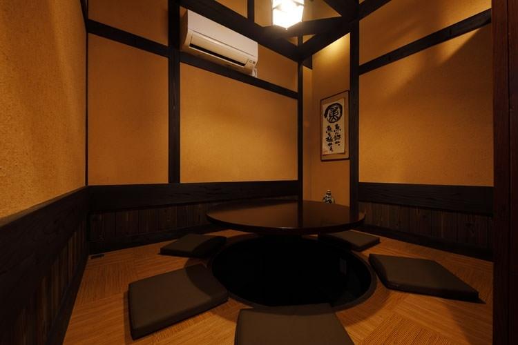 ノスタルジックな空間が心地よさを誘います