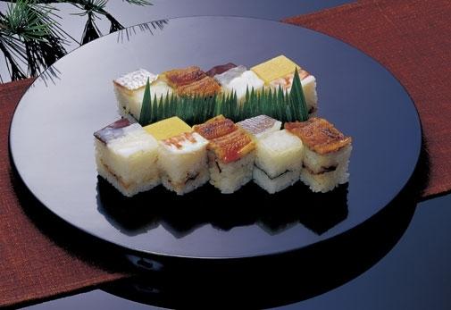 おすすめのご当地寿司②箱寿司