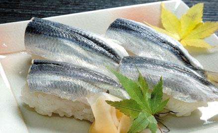 おすすめのご当地寿司④ママカリ寿司