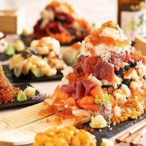 【星野リゾート トマム】スキー場で海鮮を味う「海鮮こぼれフェス」を開催