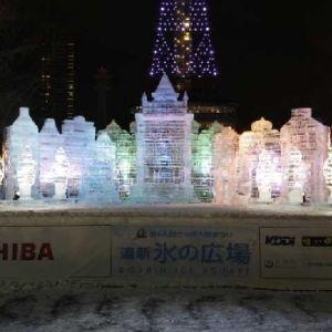 今年こそ見に行きたい!全国で開催される氷祭り4選