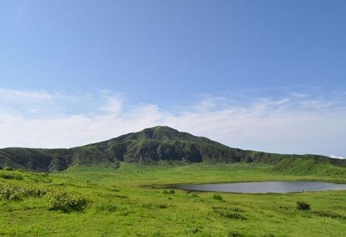 阿蘇火山は地球のエネルギーを感じるパワースポット