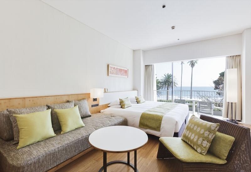 すぐ目の前が海のリゾートホテル「伊豆今井浜東急ホテル」