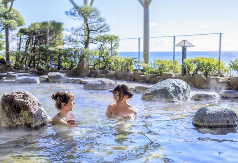 自家源泉の温泉でポカポカに「稲取 銀水荘」