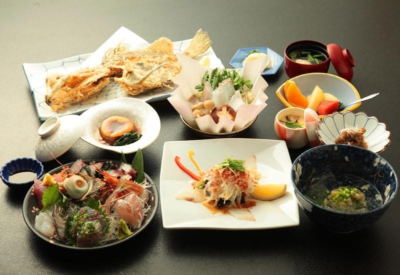 コスパの高い絶品海鮮料理