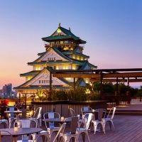 大阪城天守閣が目の前に!手ぶらでBBQが楽しめるテラスがオープン