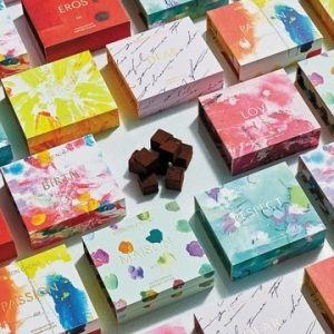 今年のバレンタインは、アート、詩、音楽に想いを乗せて。「MAISON CACAO」のチョコレートその0