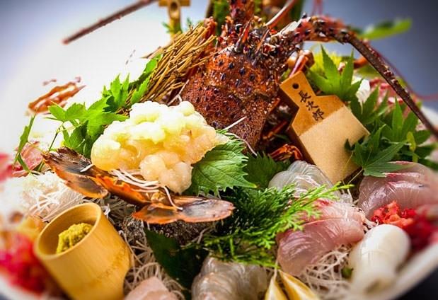 天草の新鮮な魚介を贅沢に味わおう!
