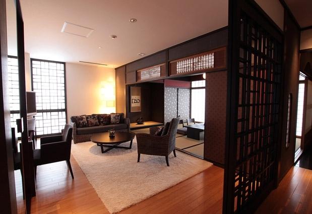 全室スイートという贅沢。「KIZASHI THE SUITE」