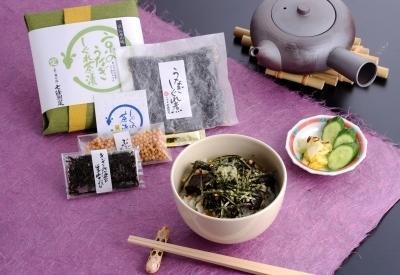 京都でおすすめのお取り寄せグルメ①京のうなぎしぐれ茶漬