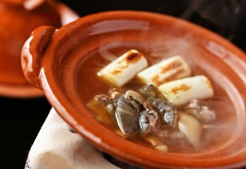 京都でおすすめのお取り寄せグルメ②スッポンスープ(身入り)