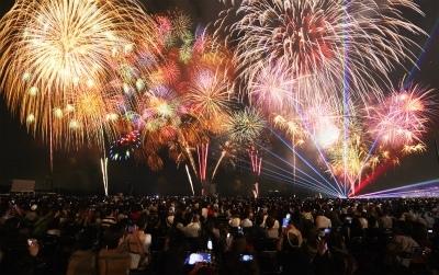 4月1日に開催!「春の九州一花火大会」で日本代表の花火を楽しもうその2