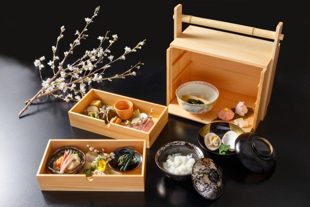 大人のお花見レストランがオープン!原宿駅から徒歩5分の日本庭園へその4