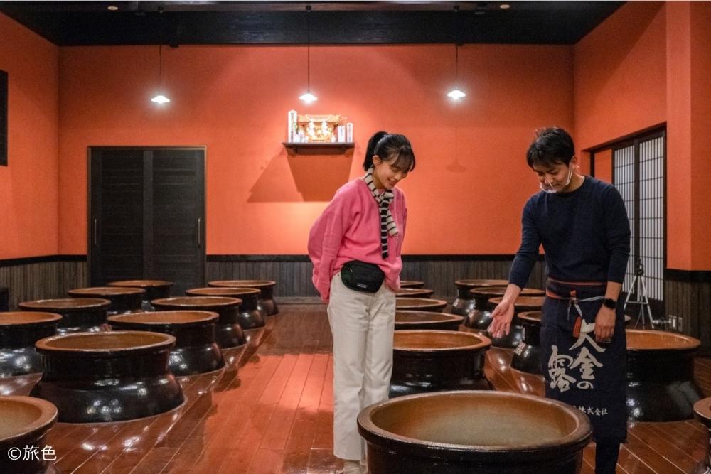 鹿児島といえばこれ! 老舗焼酎メーカーの酒蔵で見学&試飲