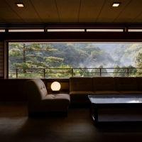 東京近郊と思えない山麓の自然を独り占め。箱根の老舗宿「山翠楼」へ