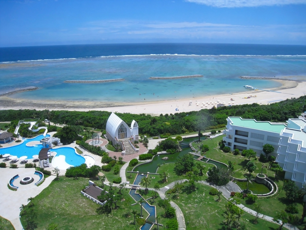 2016年「最も魅力的な都道府県」第4位:沖縄県