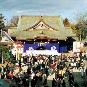 日本三大稲荷のひとつ、茨城県「笠間稲荷神社」に初詣へ!