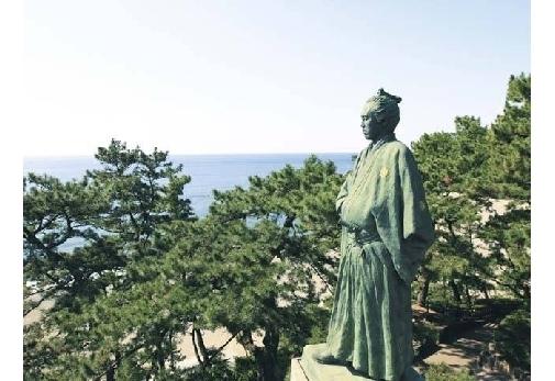 坂本龍馬の生誕の地!四国・高知県の歴史スポット①桂浜