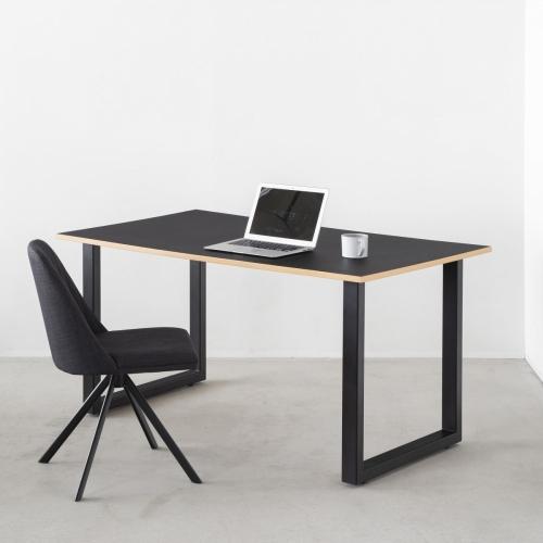 【デスク】リノリウムを採用した「ファニチャーリノリウム テーブル」