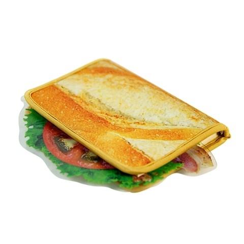 【BLT】旅のお供に。一見サンドイッチなベーコンレタスブックカバーが発売中!その3