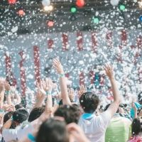 """阿波踊りならぬ""""泡踊り""""⁉ 徳島で泡フェス開催"""