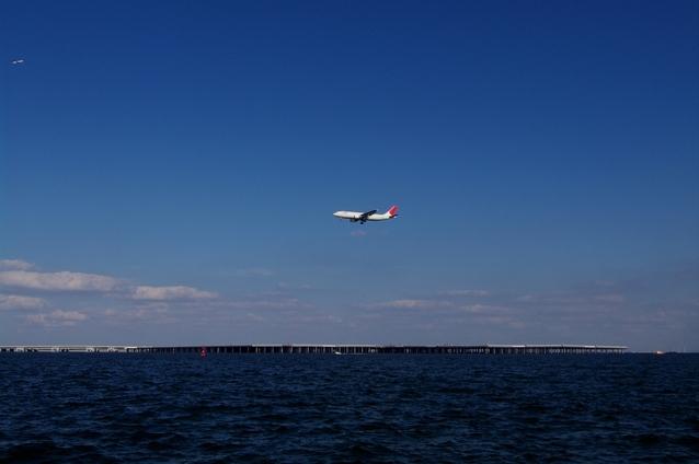 小豆島と名所を巡る4泊5日の旅プラン1日目:羽田空港から出発