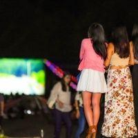 アウトドアも楽しめる⁉ 京都で夜通し楽しむ野外映画祭