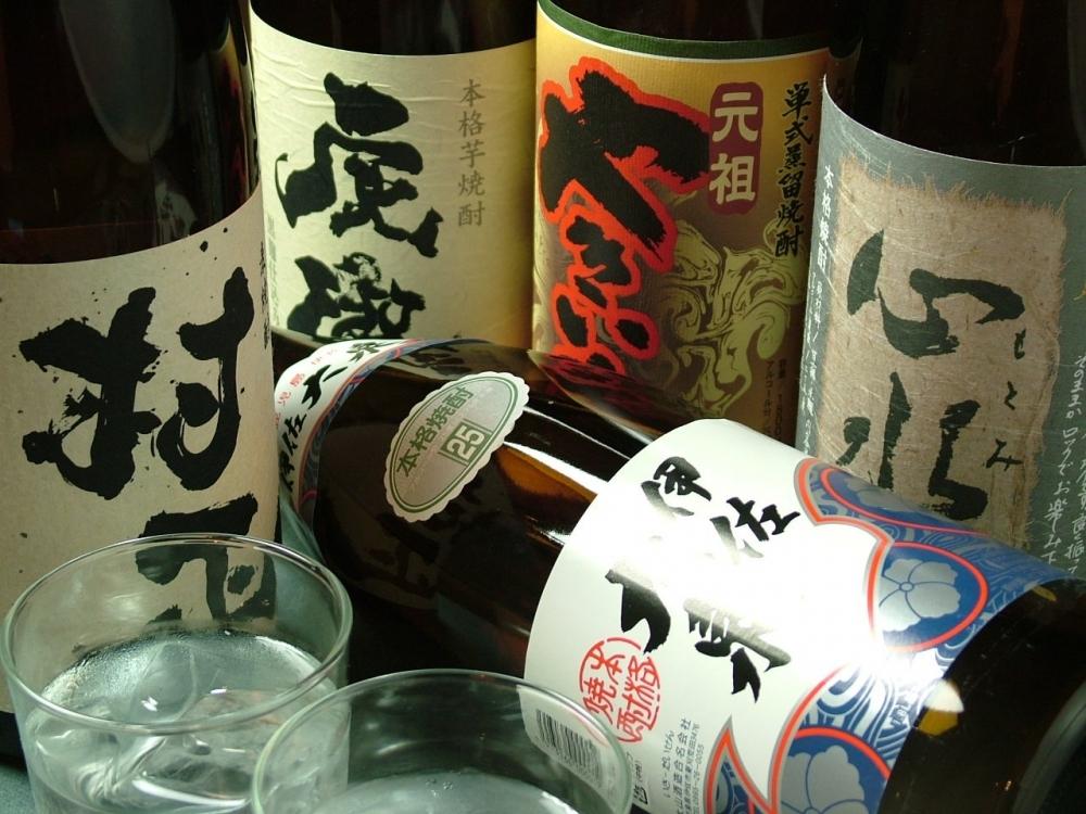 うまい肴には極上の日本酒を合わせて