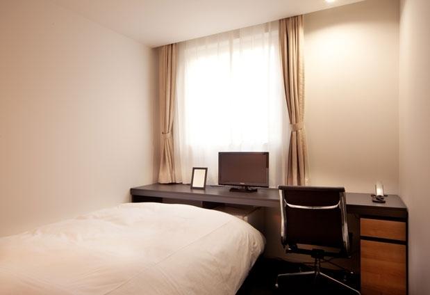 「アグネスホテル・プラス」の魅力③快適なホテルライフ